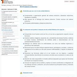 Biología y Geología 3º ESO del IES Ramón Pignatelli (Zaragoza)