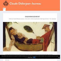 Endormissement - Claude Suzanne Didierjean-Jouveau