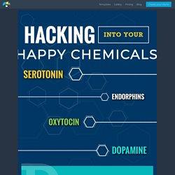 Hacking Into Your Happy Chemicals: Dopamine, Serotonin, Endorphins, & Oxytocin