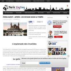 Paris avant : endroits de Paris disparu !