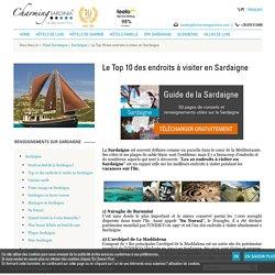 Les plus beaux endroits à visiter en Sardaigne