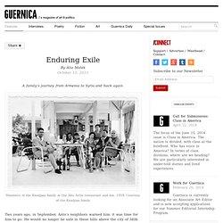 Enduring Exile by Alia Malek