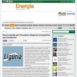 Nuovo bando per finanziare diagnosi energetiche nei condomini