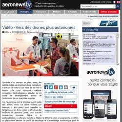 Des drones plus autonomes sur le plan énergétique - Industrie aéronautique
