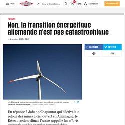 Non, la transition énergétique allemande n'est pas catastrophique