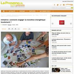 Initiative: comment engager la transition énergétique localement
