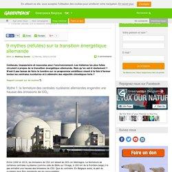 9 mythes (réfutés) sur la transition énergétique allemande