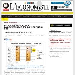 Efficacité énergétique La gouvernance, éternelle épine au pied