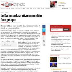 Le Danemark se rêve en modèle énergétique
