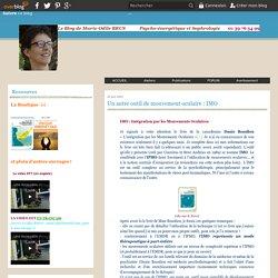 Un autre outil de mouvement oculaire : IMO - Psycho-énergétique et sophrologie