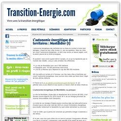 L'autonomie énergétique des territoires : Montdidier (1)