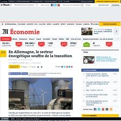 En Allemagne, le secteur énergétique souffre de la transition