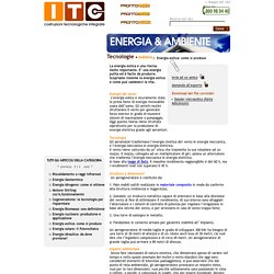 Energia eolica: come si produce