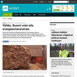 Väitös: Suomi voisi olla energiaomavarainen