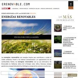 Energías renovables - erenovable.com