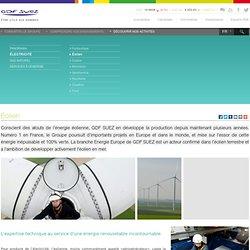Le vent, une énergie du futur