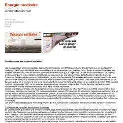 Energie nucléaire - CNRS sagascience