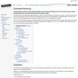 Energieerfassung – Hobbyelektronik.org