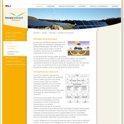Energielandschaft Morbach: Principes de la biomasse
