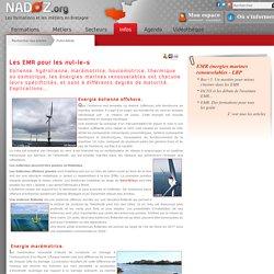 EMR énergies marines renouvelables - LBP