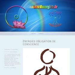 LesÉnergies.fr -/- Développer vos énergies, entrer dans le subtil et passer de l'ignorance à la connaissance.