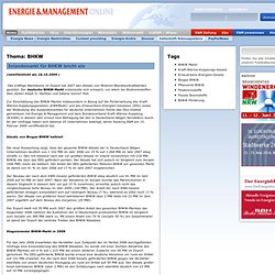 energiemarkt-medien.de - Informationsportal für die Energiewirtschaft
