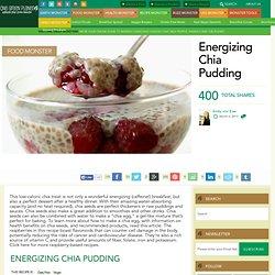 Energizing Chia Pudding