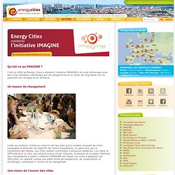 Energy Cities - IMAGINE
