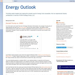 Energy Outlook