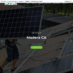 Solar Inverters Madera CA