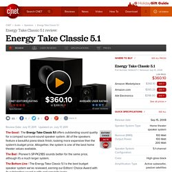 Energy Take Classic 5.1 review