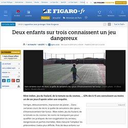 France : Le jeu du foulard, vu des cours de récré
