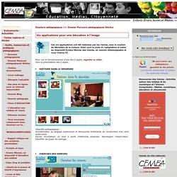 CEMEA - Enfants Ecrans Jeunes et Médias - Education à l'image via app de montage vidéo