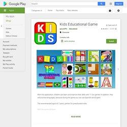 Enfants Jeux éducatif gratuit
