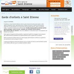 Garde d'enfants à Saint Etienne