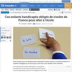 Ces enfants handicapés obligés de s'exiler de France pour aller à l'école