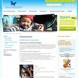 SEHQ - La Société pour les enfants handicapés du Québec