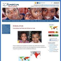 Enfants d'Inde