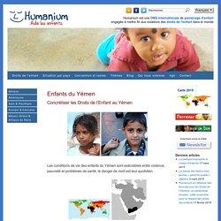 Enfants du Yémen