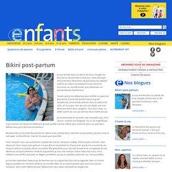 Enfants Québec Bikini post-partum - Enfants Québec