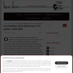 Les Enfants de la Résistance tome 7, petite vadrouille...