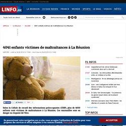 4041 enfants victimes de maltraitances à La Réunion