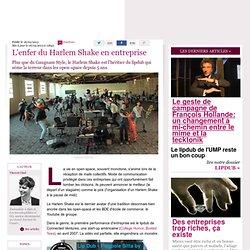 Curation : L'enfer du Harlem Shake en entreprise