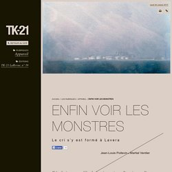 Enfin voir les monstres - TK-21