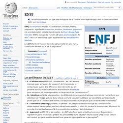 ENFJ (professeur)