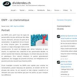 ENFP - Le charismatique
