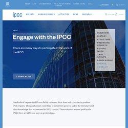 Engage — IPCC