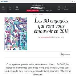 Les BD engagées qui vont vous émouvoir en 2018 - Madame Figaro