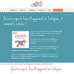 Calcul du Taux d'Engagement sur Instagram : Définition et Calcul !