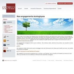 Les engagement écologiques de Cofreco